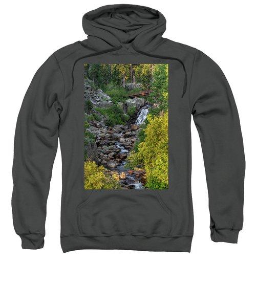 Summer Waterfall Sweatshirt