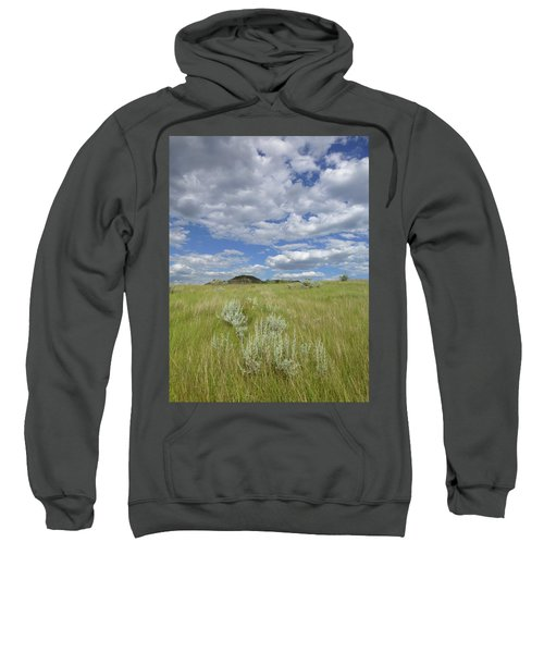 Summertime On The Prairie Sweatshirt