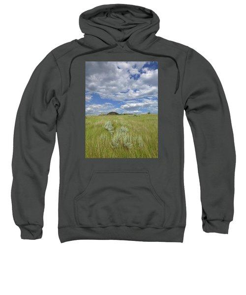 Summertime On The Prairie Sweatshirt