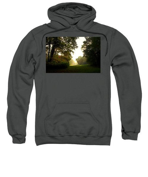Sun Beams In The Distance Sweatshirt