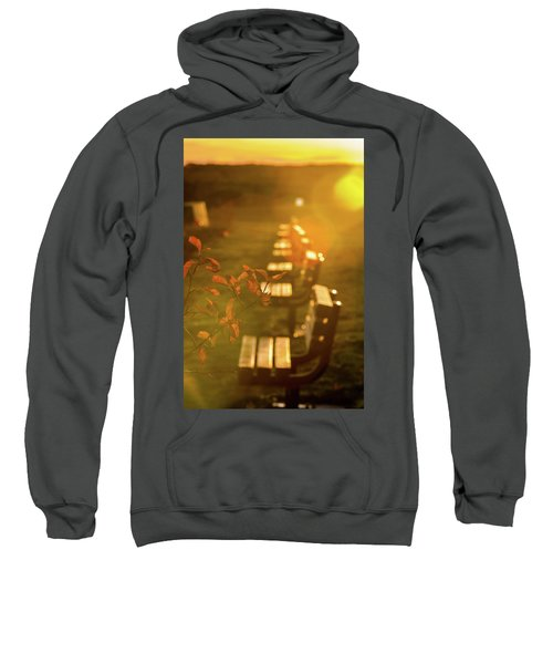 Sun Drenched Bench Sweatshirt