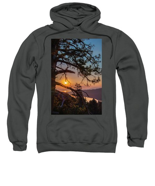 Sun Ornament Sweatshirt