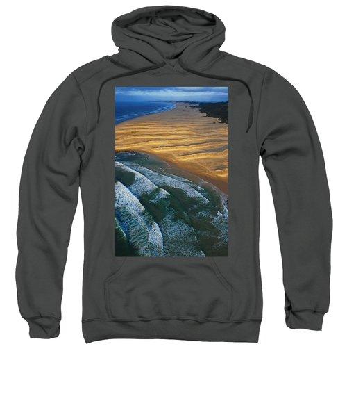 Sun Rise Coast  Sweatshirt