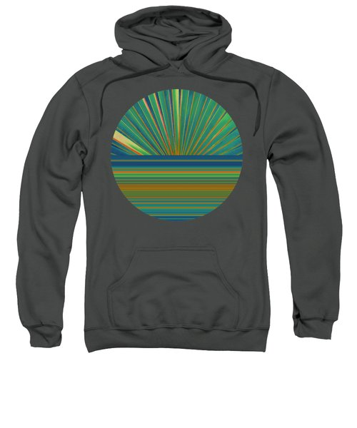 Sunburst Sweatshirt by Michelle Calkins