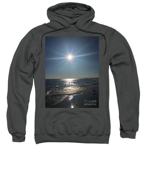Sunburst Reflection Sweatshirt