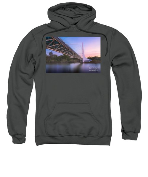Sundial Bridge 6 Sweatshirt