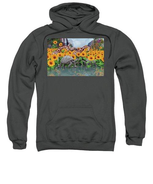 Sunflower Daydream II Sweatshirt