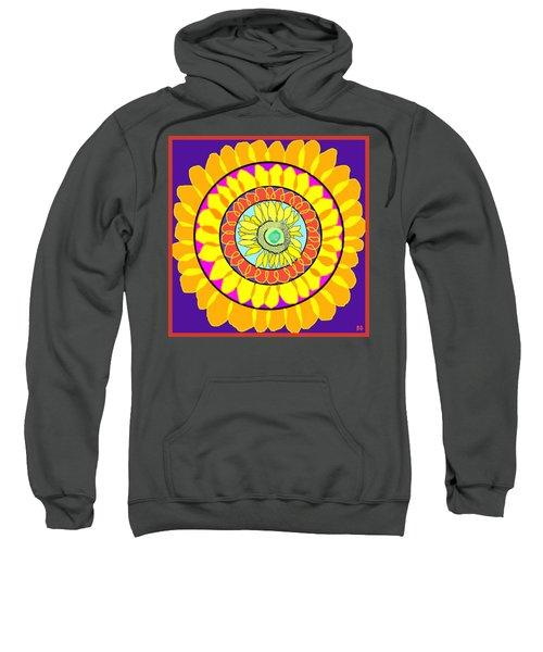 Sunflower Wheel Sweatshirt