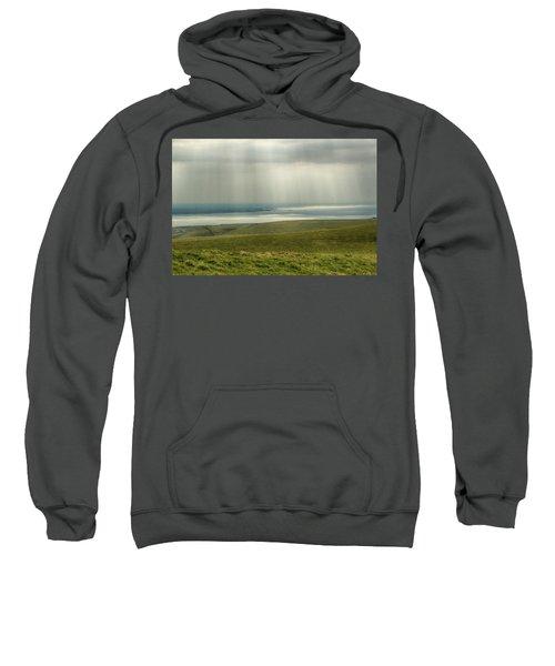 Sunlight On The Irish Coast Sweatshirt