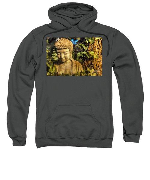Sunlit Buddha 2015 Sweatshirt