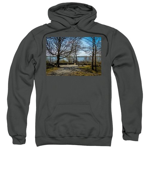 Sunny Afternoon At Lough Coole Sweatshirt