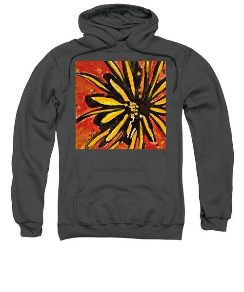 Sunny Hues Watercolor Sweatshirt