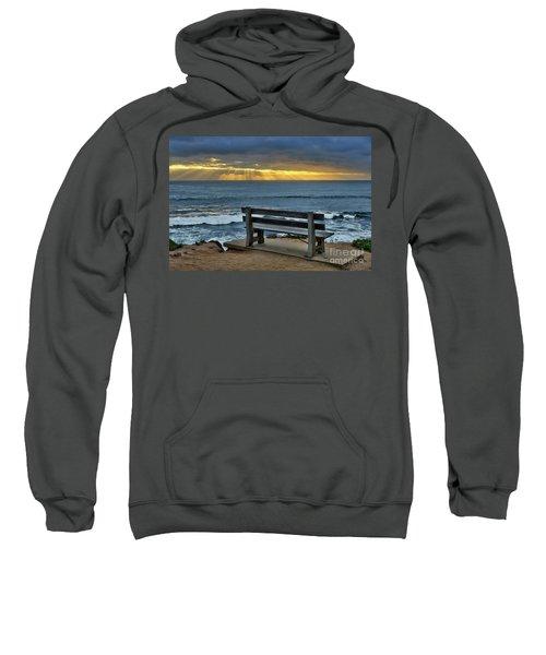 Sunrays On The Horizon Sweatshirt