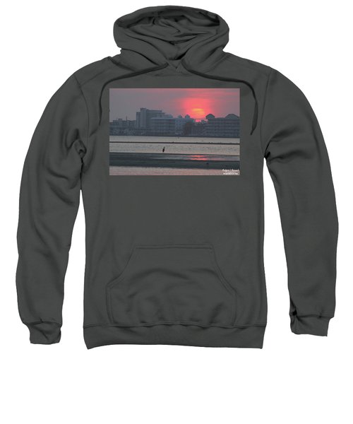Sunrise And Skyline Sweatshirt