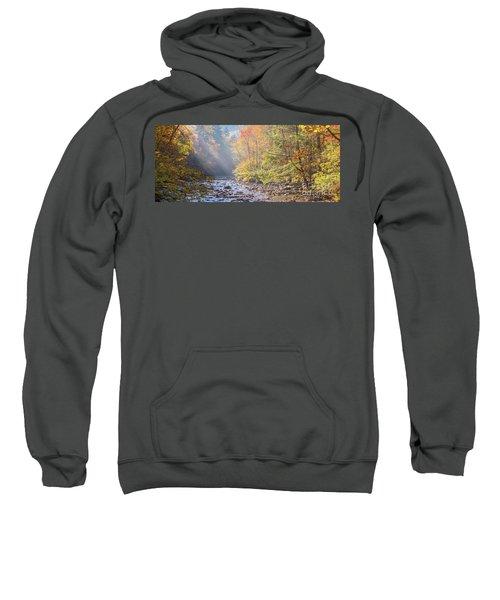 Sunrise At Metcalf Bottoms Sweatshirt