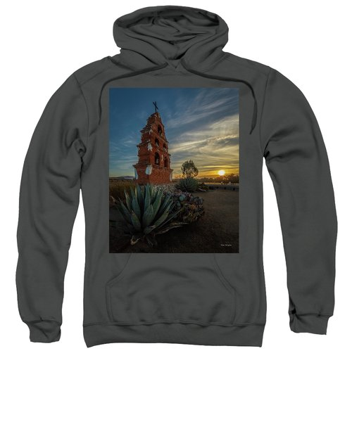 Sunrise At San Miguel Sweatshirt