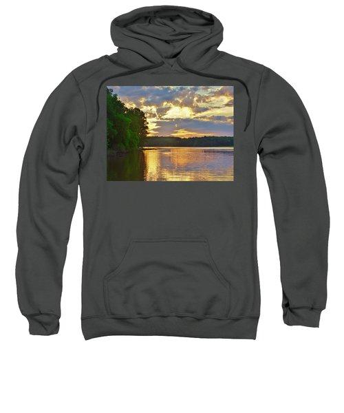 Sunrise At The Landing Sweatshirt