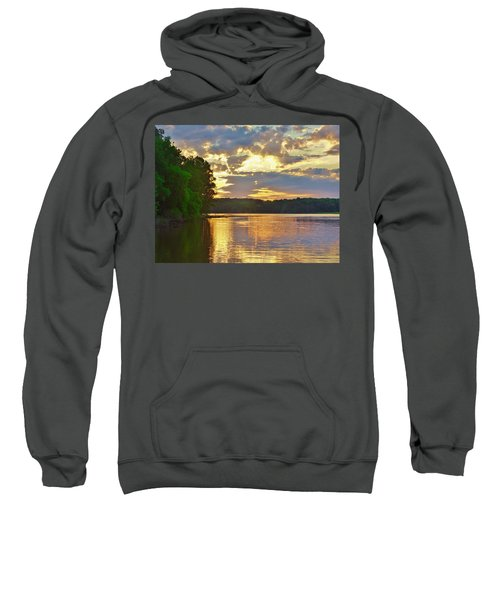 Sunrise At The Landing Sweatshirt