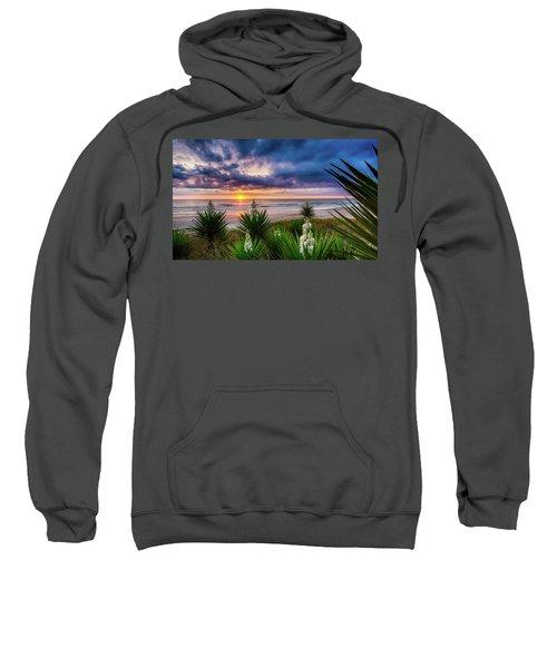 Sunrise Blooms Sweatshirt