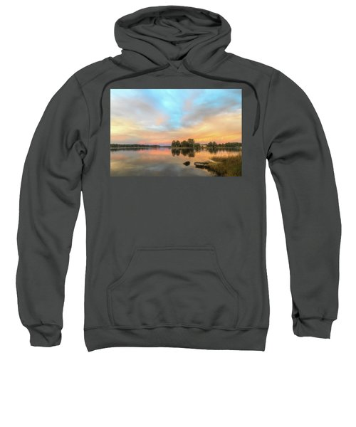 Sunrise, From The West Sweatshirt