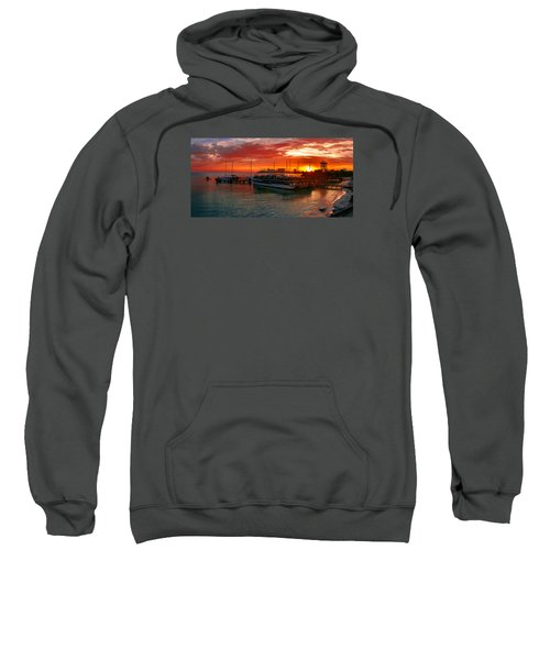Sunrise In Cancun Sweatshirt