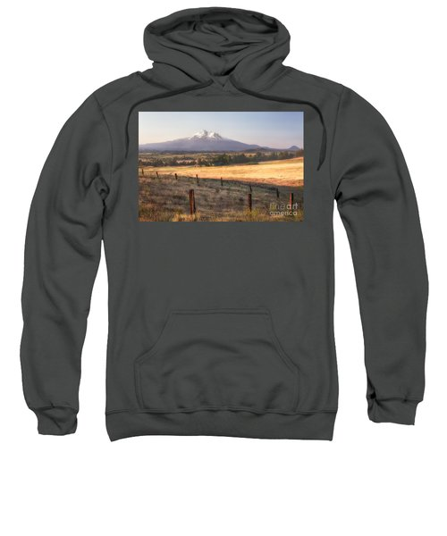Sunrise Mount Shasta Sweatshirt