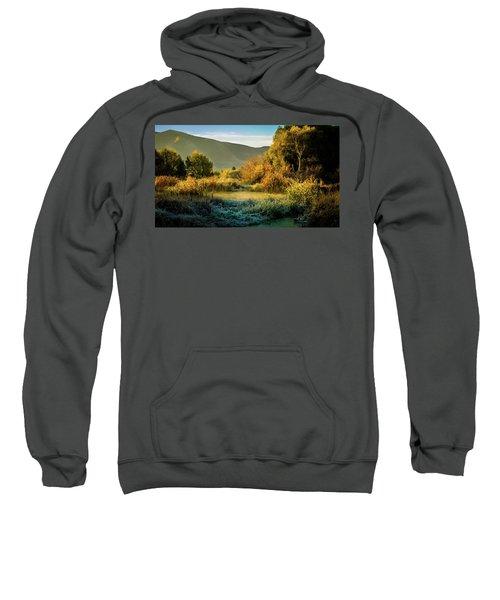 Sunrise On The Duck Marsh Sweatshirt