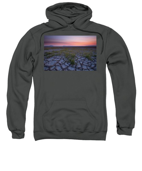 Sunrise On The Playa Sweatshirt