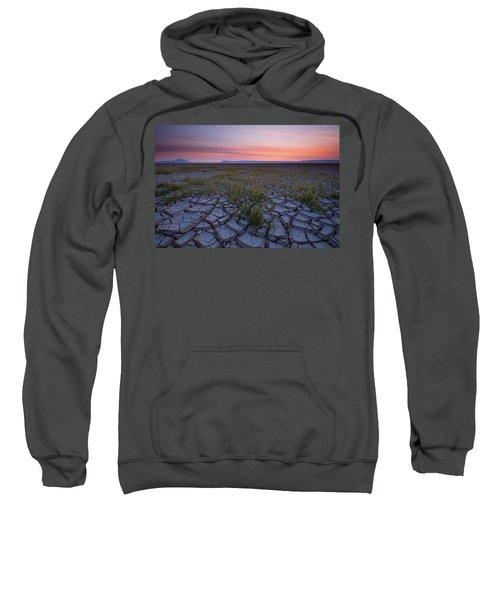 Sunrise On The Playa Sweatshirt