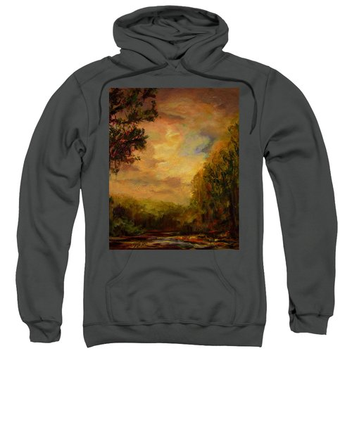 Sunrise On The River Sweatshirt