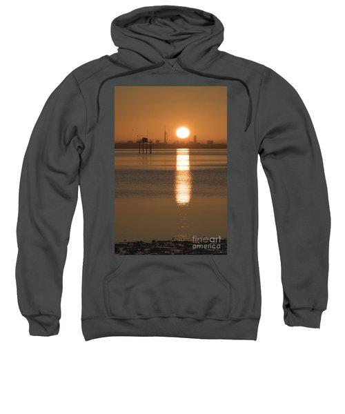 Sunrise Over Portsmouth Sweatshirt