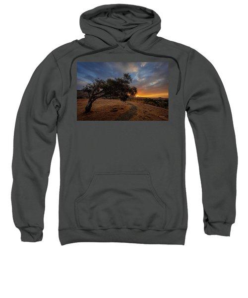 Sunrise Over San Luis Obispo Sweatshirt