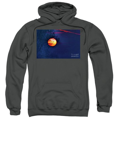 Sunrise Paint Sweatshirt