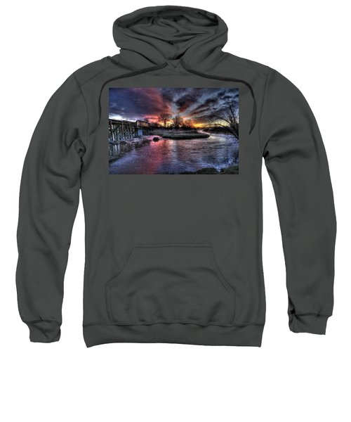 Sunrise Trestle #1 Sweatshirt
