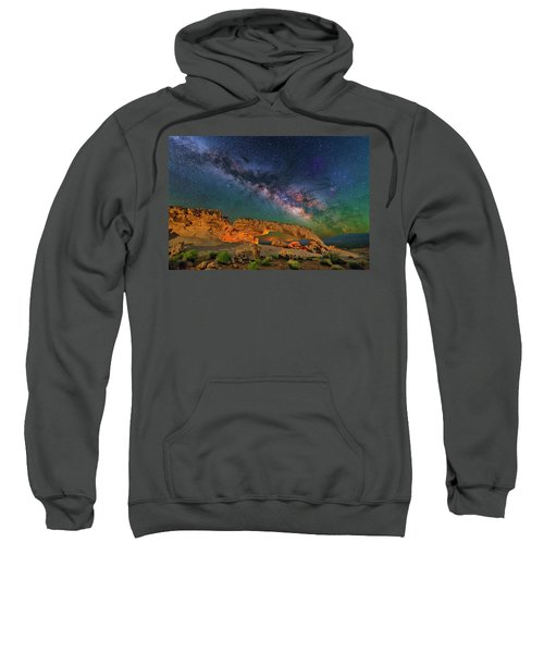 Sunset Arch Sweatshirt