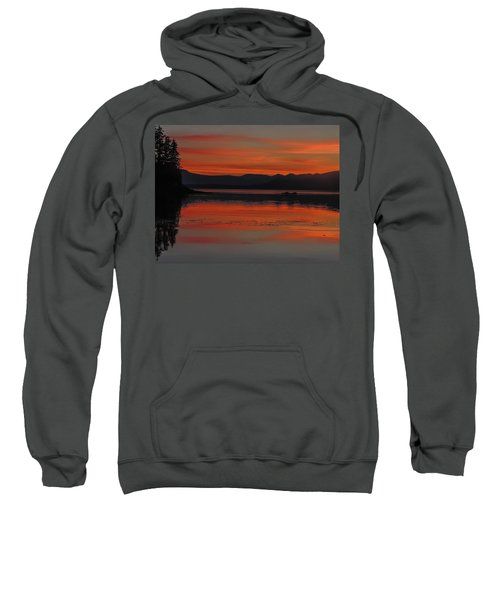 Sunset At Brothers Islands Sweatshirt