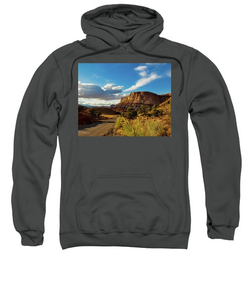 Sunset At Capitol Reef Sweatshirt
