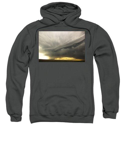 Sunset At Dalhart Texas Sweatshirt