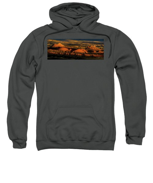 Sunset At Donkey Flats Sweatshirt