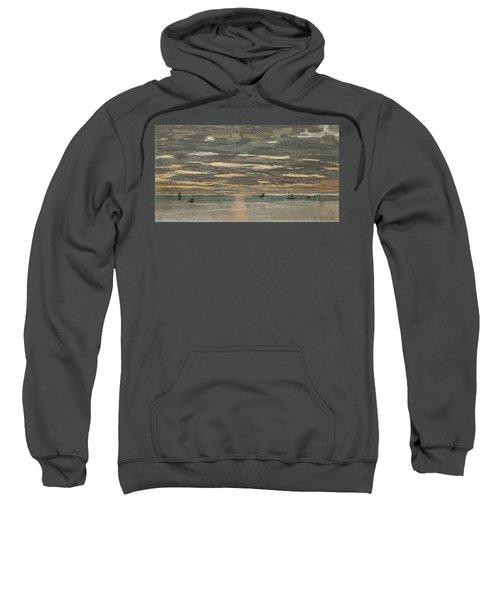 Sunset At Sea Sweatshirt
