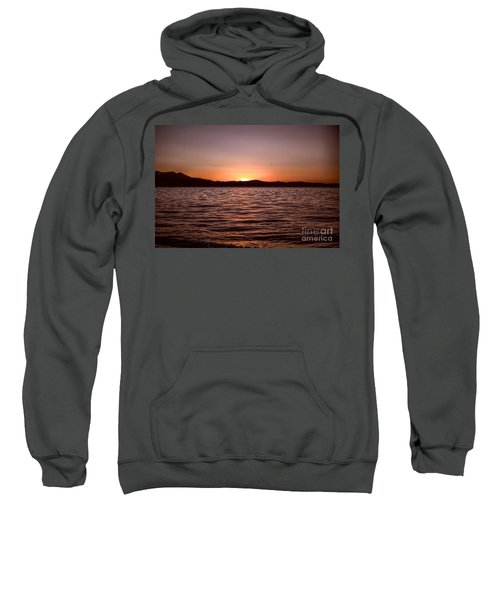 Sunset At The Lake 2 Sweatshirt