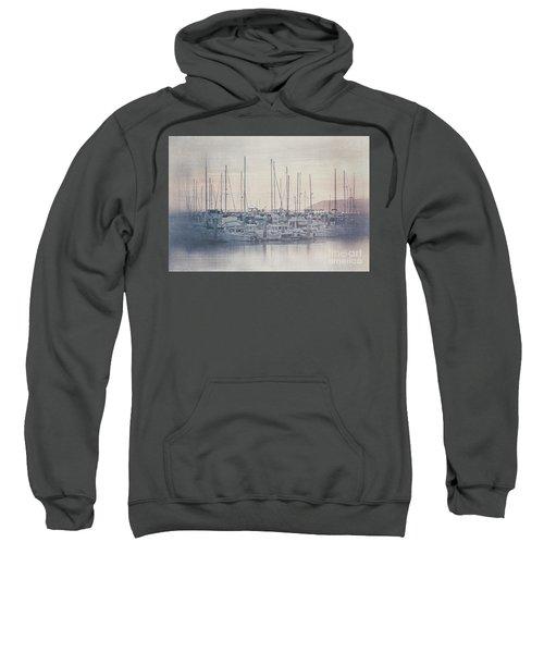Sunset At The Marina Sweatshirt
