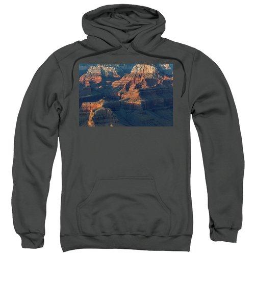 Sunset At The South Rim, Grand Canyon Sweatshirt