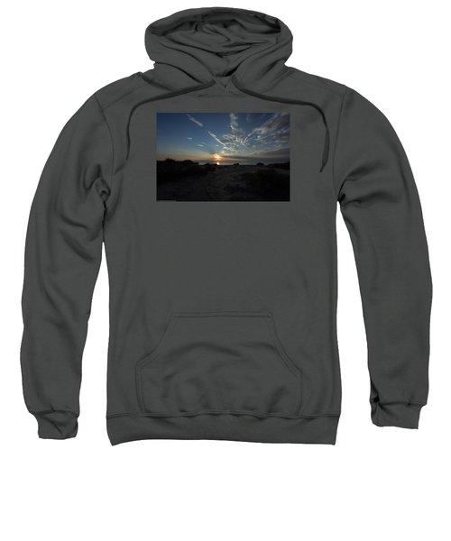 Sunset At Torrey Pines Sweatshirt