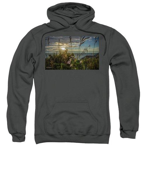 Sunset At Tunnel Dunes Sweatshirt