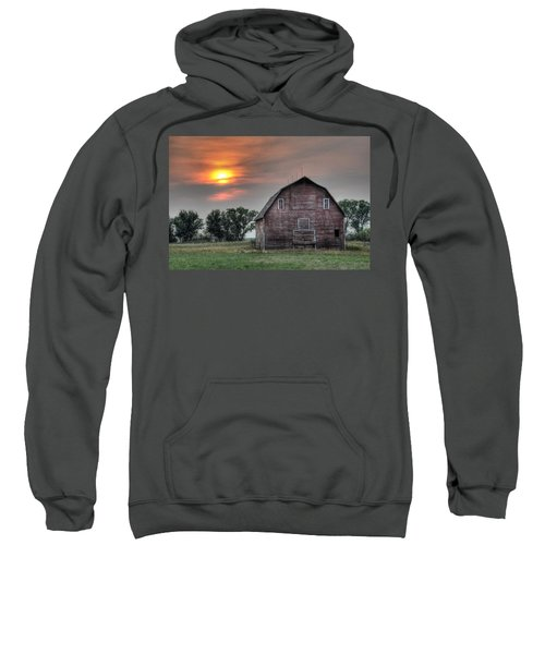 Sunset Barn Sweatshirt