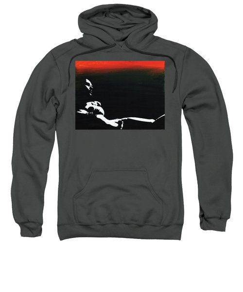 Sunset Bathing  Sweatshirt