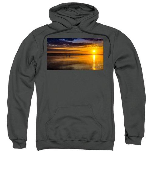 Sunset Bike Ride Sweatshirt