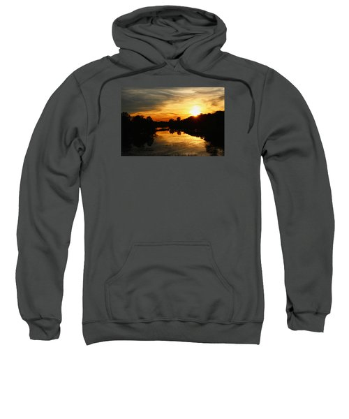 Sunset Bliss Sweatshirt by Robert Carey