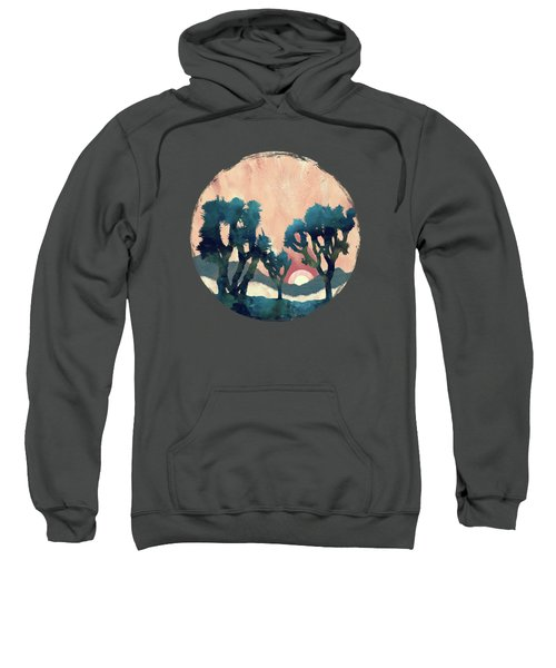 Sunset Desert Canyon Sweatshirt